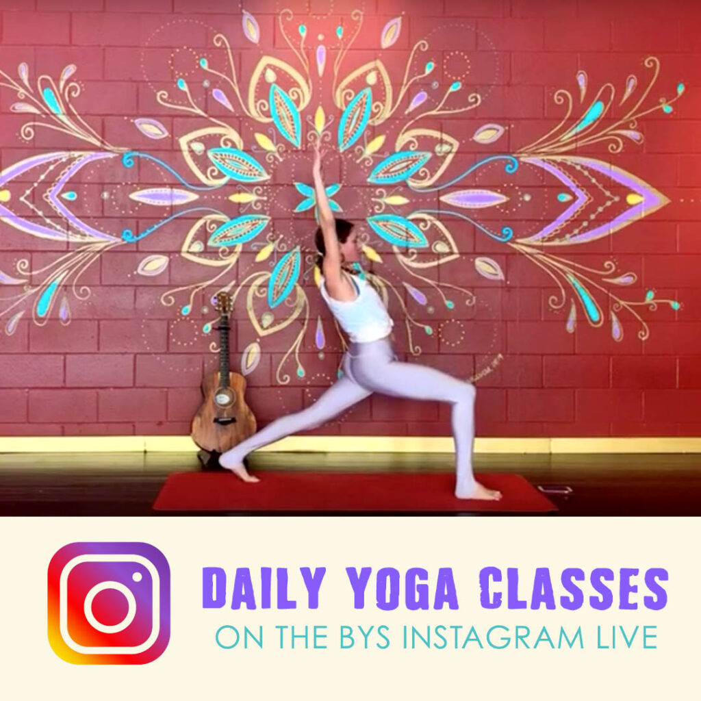 Bhakti Yoga Shala Power Yoga Vinyasa Daily Yoga Instagram