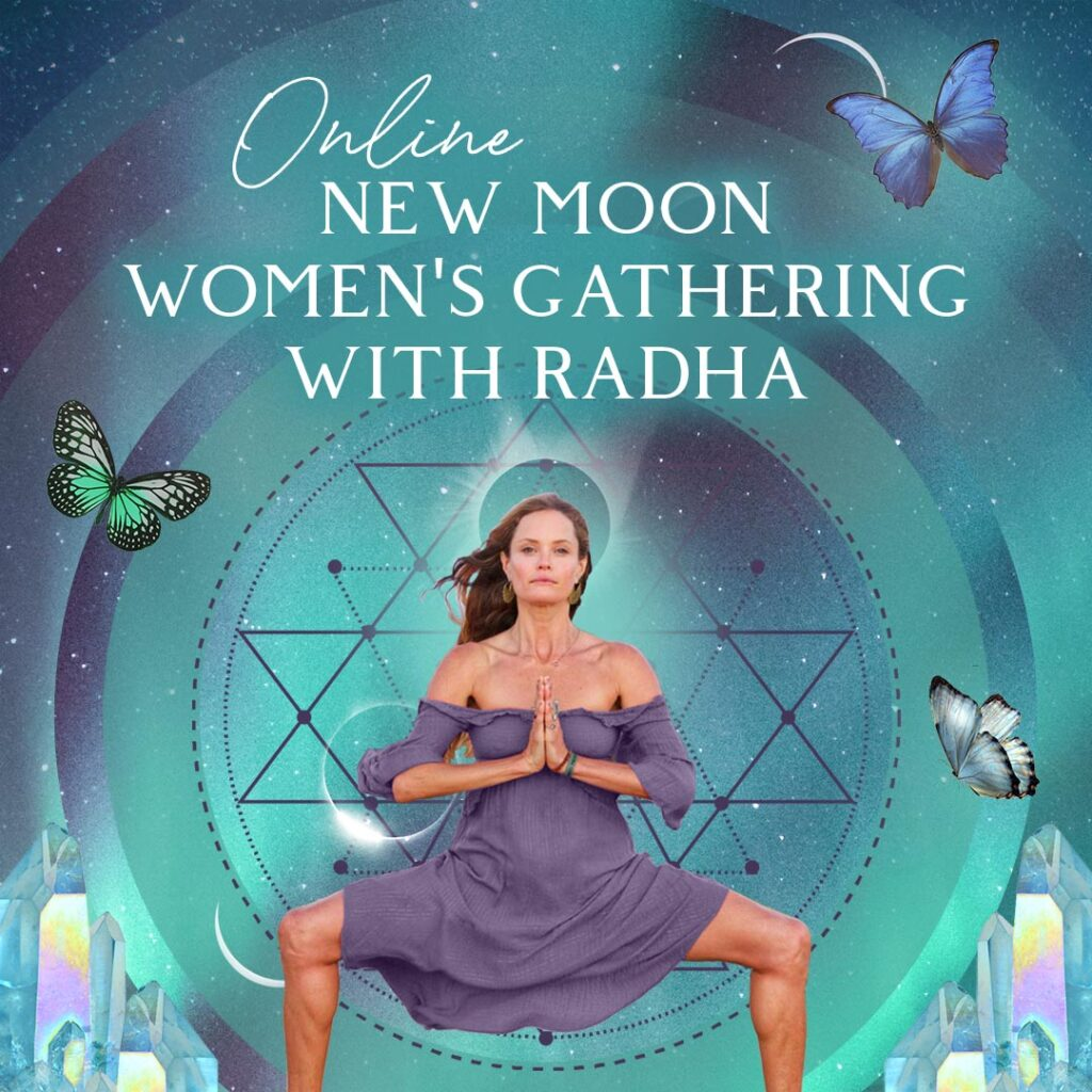 Women's New Moon Gathering