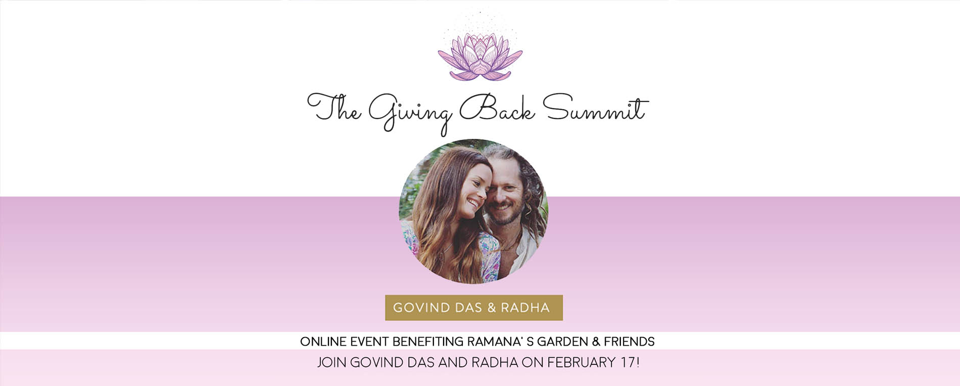 Giving Back Summit